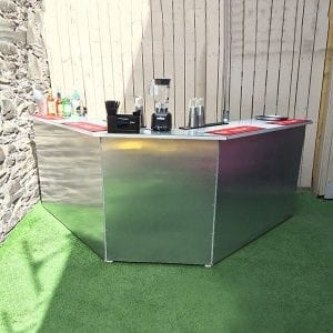 Portable Pop-up Bar Hire