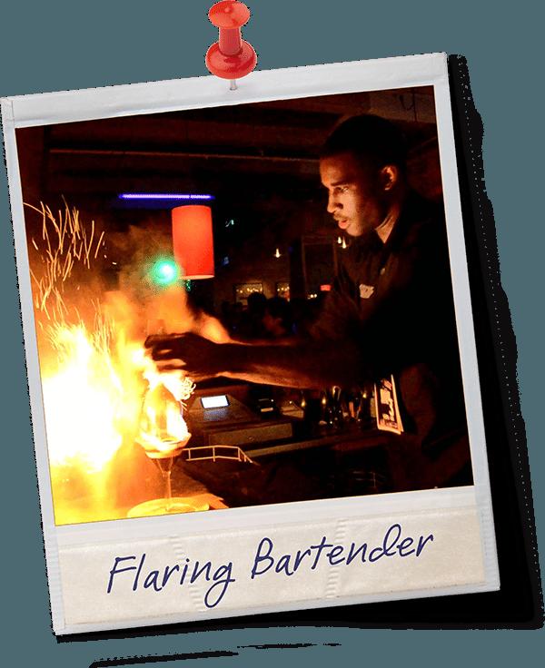 MiCasa-Flaring Bartender