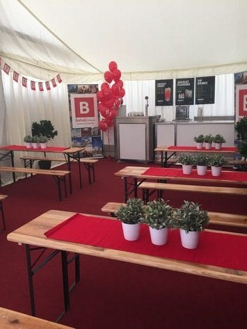 Event Furniture Hire Belfast