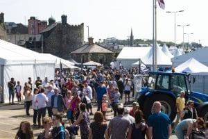Food Festival Bangor NI